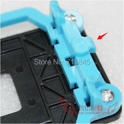 Купить с кэшбэком New universal Plastic CPU Stand  2PCS/LOT GKD