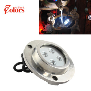 Image 1 - DC12V 10 W IP68 Waterdicht Stoomschip LED Onderwater Licht LED Buitenverlichting voor Zwemmen LED Zwembad Licht Rvs Cover