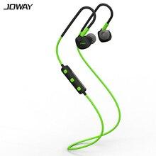 JOWAY Bluetooth Earphone Wireless Headphones Sports Headset Sweatproof Earbuds with Microphone for Xiaomi iphone Huawei