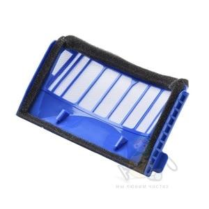 Image 4 - 10 Pack para iRobot Roomba acessórios principal lado da escova escova de ar filtro para iRobot Roomba 600 690 620 630 650 660 671 680