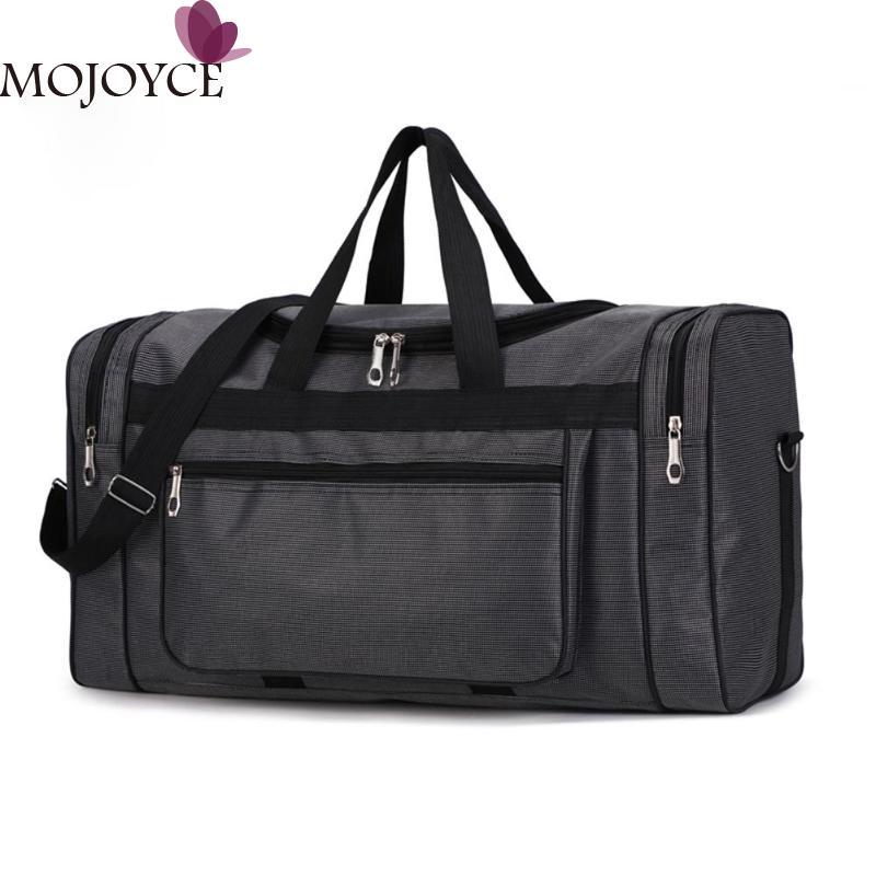Waterproof Men Sports Gym Bags New Leisure Yoga Fitness Bag Women Travel Handbag Large Capacity Nylon Portable Travel Bag