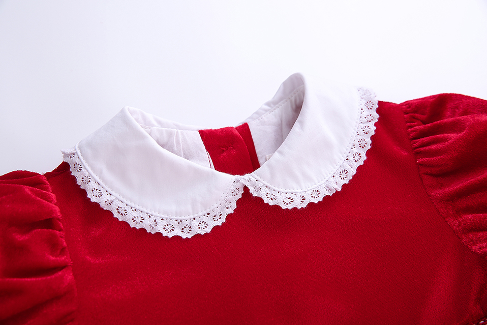 f732dab76 Pettigirl Red Smocked Christmas Dresses Hand Smocking Easter Baby Clothing  Boutique Outfits G-DMGD108-B407 ~ Premium Deal June 2019