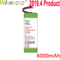 WISECOCO 6000mAh P5542100 P Battery For J BL 2017DJ1714 APJBLPUESE3 Pulse 3 In Stock Latest Production High Quality Battery
