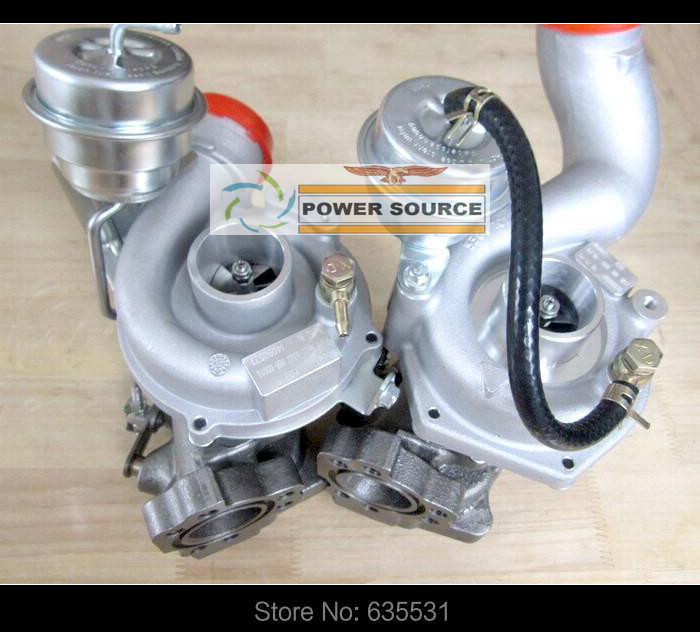 Free Ship K03 53039880016 53039880017 078145701R Twin Turbos For AUDI S4 A6 1997 2001 AJK ARE BES AGB V6 2.7L C5 S4 250HP 265HP