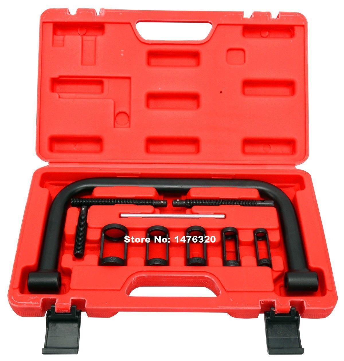 Motorcycle Engine Tools: Motorcycle And Automotive Engine Valve Spring Compressor