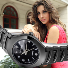 Gold Role Quartz x27s Watches Women Tungsten Steel Relogio Montre For Ladies Feminino Femme Mechanical Digital-Watch And Clock