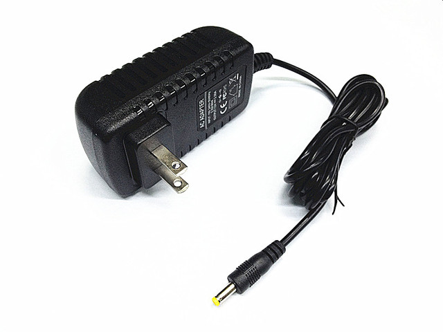 4.8mm 5V 2A AC/DC Adapter Power Charger Cord For Pandigital Digital ...