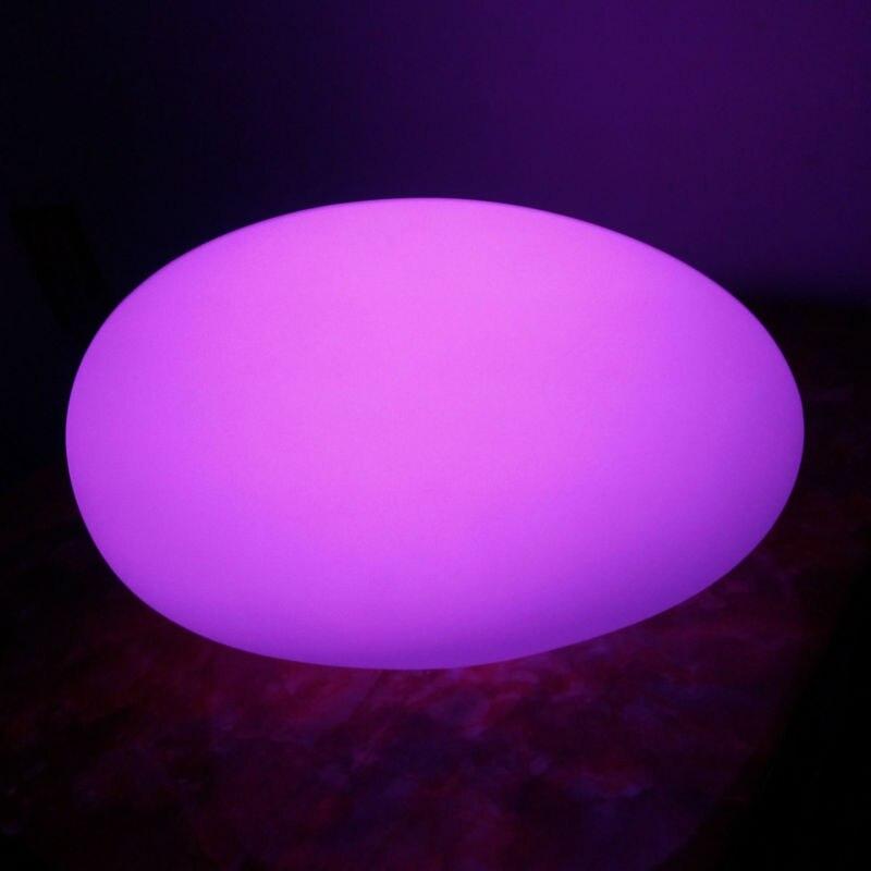 Волшебный хрустальный вращающийся лазерный светильник со звуковым управлением, цветной светодиодный, домашний, вечерние, эффективный свет... - 6