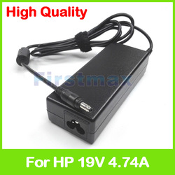 19 V 4.74A 90 W laptop AC power adapter para Compaq N1015V N1020V N1033V N1000c N1000v N1005V Evo N1010V N1050V N110 N150