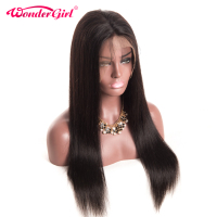 Wonder Girl 360 Lace Front Wig With Baby Hair Pre Plucked 22 5 X5 X2 Brazilian