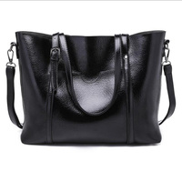 Ladies HandBags Women Genuine Leather Bags Totes Real Cow Leather Messenger Bags Hign Quality Designer Luxury Brand Bag