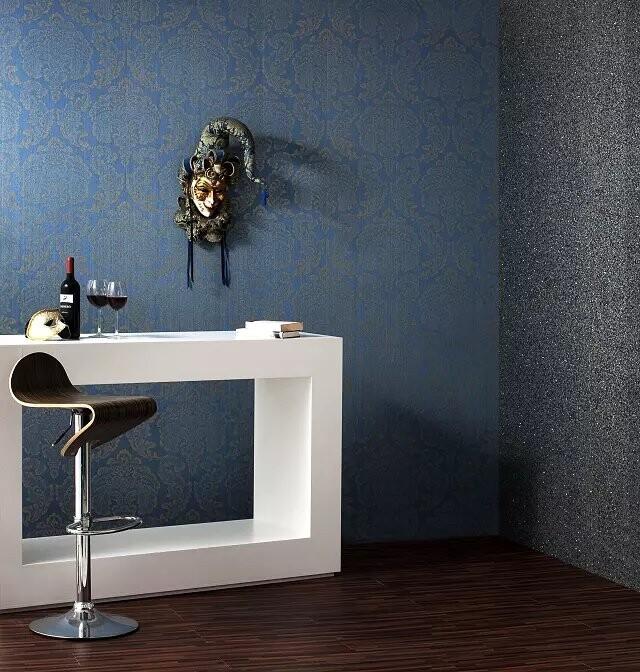 слюда обои небольшой гранулы с щепка блестящий для 1217 + современные украшения дома стене в офисе