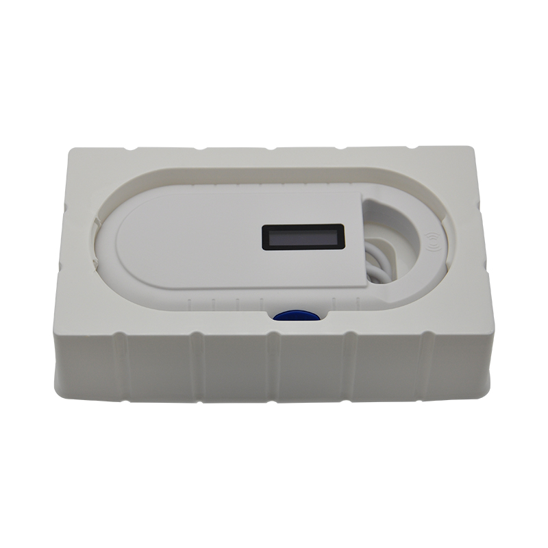 134.2Khz ISO RFID Microchip Handheld Scanner Dog Reader For Pet Dog Fish  Id Tracking