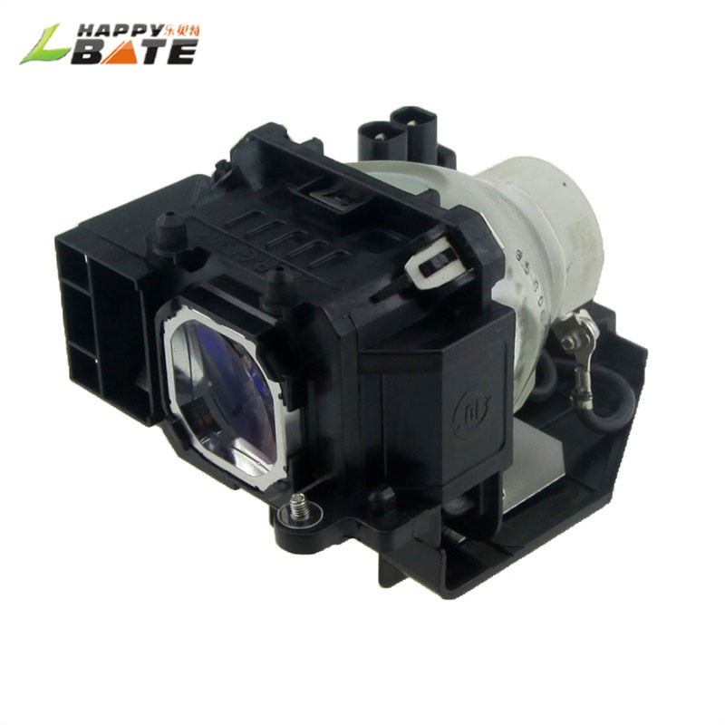 Happybate Replacement Projector Lamp NP07LP With Housing For Projector NP07LP / 60002447 For NP400 /NP500 /for 180 Days Warranty