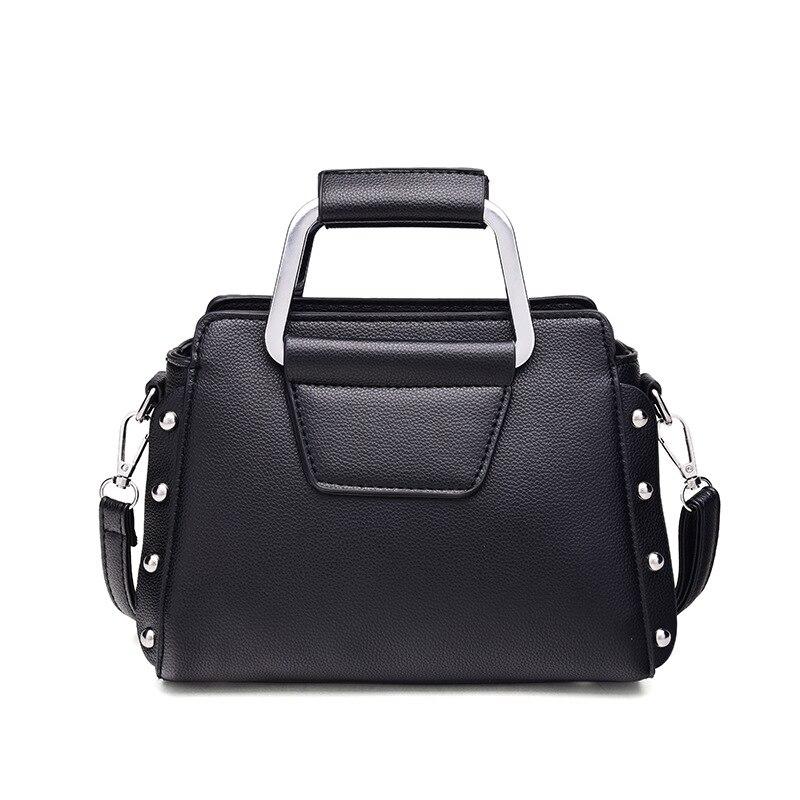2018 Salse Promotion Women Genuine Leather Shoulder Bag Female Handbag Casual Tote Vintage Messenger Top-Handle Strap Zipper Bag