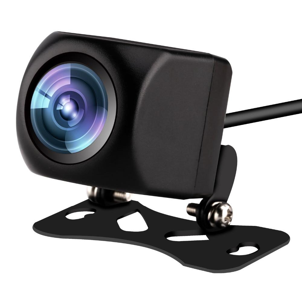 Car Rear View Camera Waterproof Color Universal Rear View Camera Night Vision Reversing Car Camera with