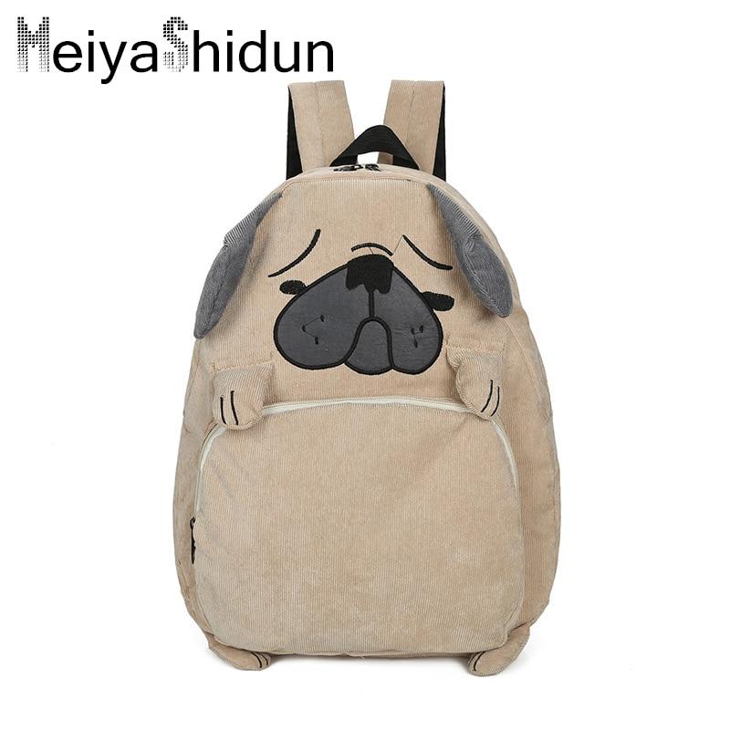 ୧ʕ ʔ୨Lona de las mujeres mochilas mujer gato impresión mochila ...