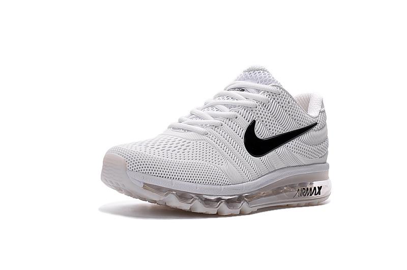 meet fe27b 268b2 Hot Sale NIKE Air MAX 2017 Nike Running shoes full palm nano Disu  technology Sports Men shoes hot Sneakers 40-46