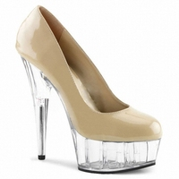 2016 Sexy Women S 15cm Super High Heel Pumps Patent Leather Crystal Platform Shoes 6 Inch