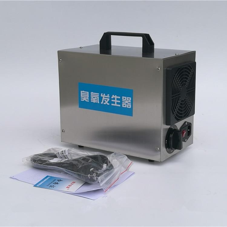 7 գ / ժամ օզոնի գեներատոր մեքենա 220 Վ - Կենցաղային տեխնիկա - Լուսանկար 3