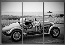 3 Panel Printed  Racing car picture Painting wall art room decor print poster canvas paintings