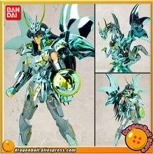 """ญี่ปุ่นอะนิเมะ """"Saint Seiya"""" Original BANDAI Tamashii Nations Saint ตำนาน Action FIGURE Dragon Shiryu พระเจ้าผ้า"""
