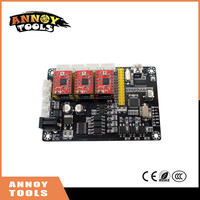 Free Shipping 1PC ANNOYTOOLS DC Stepper Motor Drive Controller Board Module CNC Control System For Laser