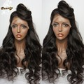 4x4 Silk Top Full Lace Wigs Brazilian Virgin Hair Glueless Full Silk Base Wig Body Wave Silk Top Lace Front Wigs For Black Women
