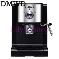DMWD Italian capsules Coffee machine cappuccino commercial milk foam Bubble instant heating electric espresso coffee maker 20bar
