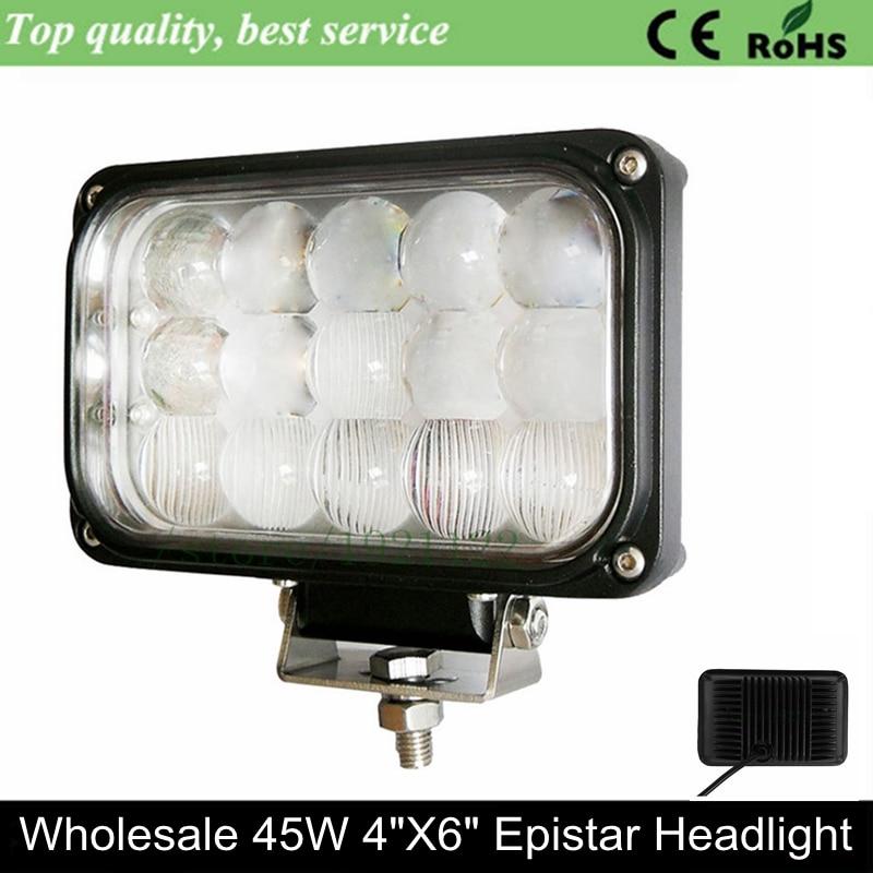 Popular Led Rectangular Headlights Buy Cheap Led