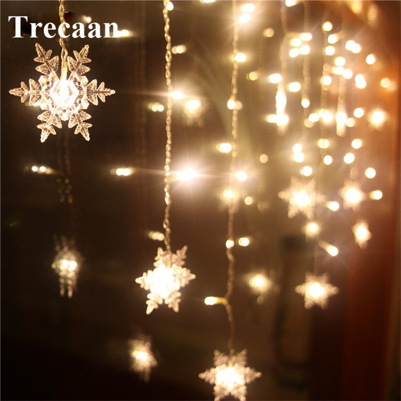 Popular Brand Multicolor 2x1m 104 Smd Led Curtain Light 16 Ball Led String Festival Holiday Light Christmas Wedding Decoration Led Lighting