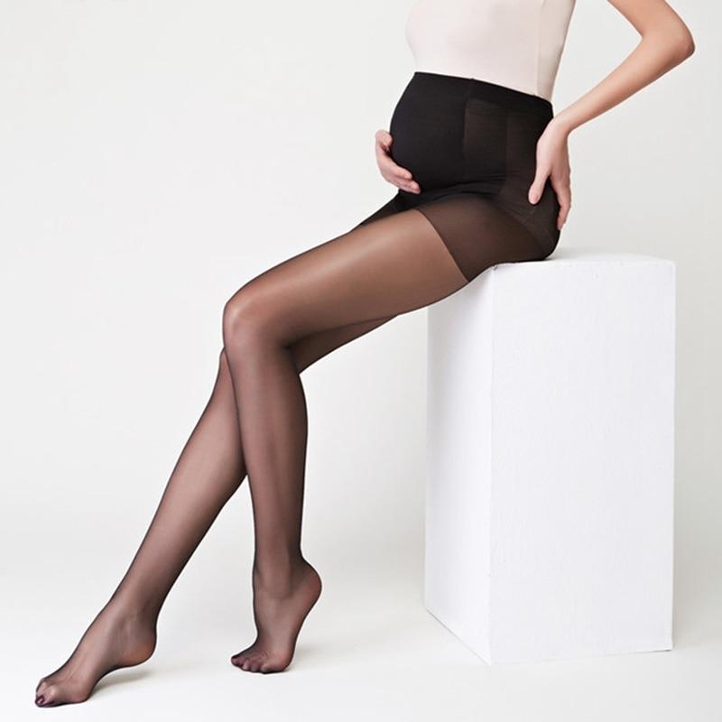 Plus Size Fashion Women Pantyhose Sexy Pregnant Maternity ...