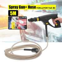 5M High Pressure Washer Spray Gun Tube Trigger Jet Lance Clean Water Cleaning Hose For LAVOR VAX BS Car Wash New Arrival 2019