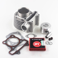 Haomai 125 GY6 125 power steering cylinder with ATG cylinder HB piston ATG ring East Asia piston ring