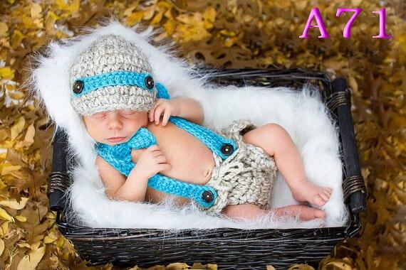 ᐅEnvío libre hecho a mano del bebé del ganchillo sombrero + la ...