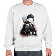Tokyo Ghoul Hip Hop Slim Fit Men Sweatshirt
