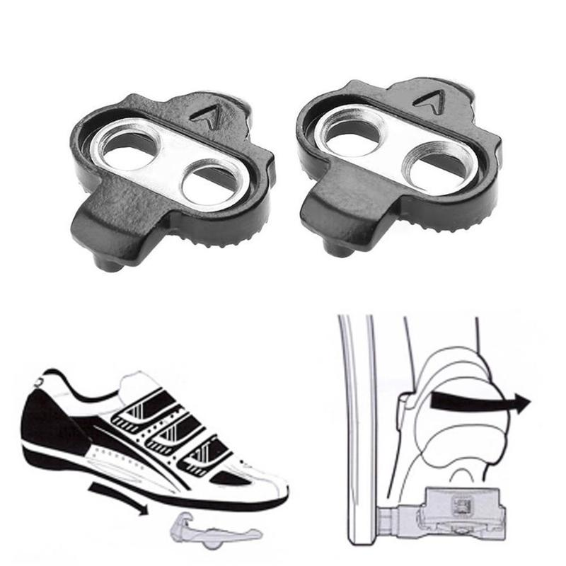 Bike Bicycle MTB Pedal SPD Shoe Adapter Cleats Clipless For Shimano SH-51