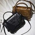 Bolsos de alta calidad de diseñador de la Marca original, bolsas de hombro de las mujeres mensajero marcas famosas mujeres bolsos de cuero de Las Borlas