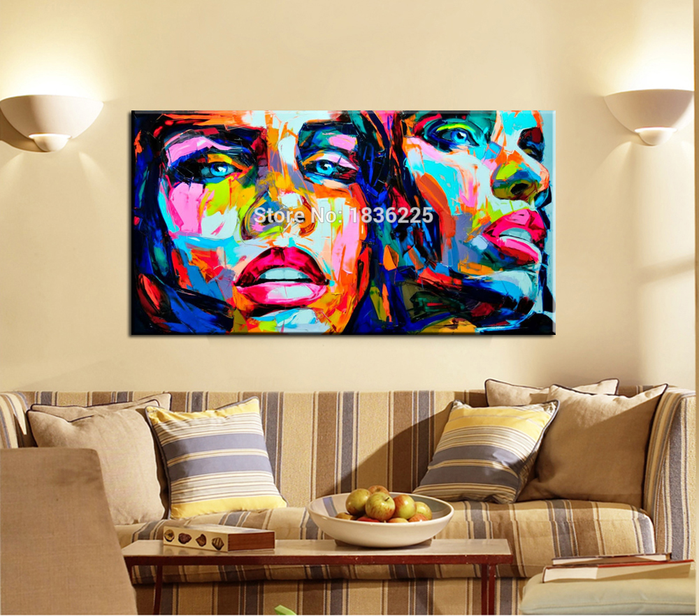 Buy nielly francoise art work hand for Art for house decoration