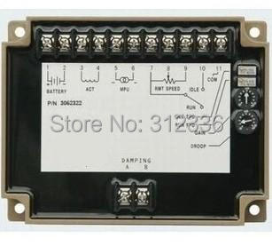 Free Shipping EFC 3062322 SPEED CONTROL UNIT Generator accessories speed controller governor speed control board generator speed controller 3098693