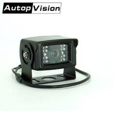 AV-760 20 шт./лот 1080 P CCTV AHD камера ночного видения для автомобиля школьный автобус квадратный мини камера для DIY