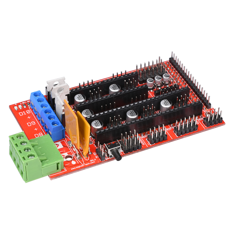 BIGTREETECH RAMPS 1.4 3D Printer Parts Control Panel Printer Control Reprap Mendel RAMPS