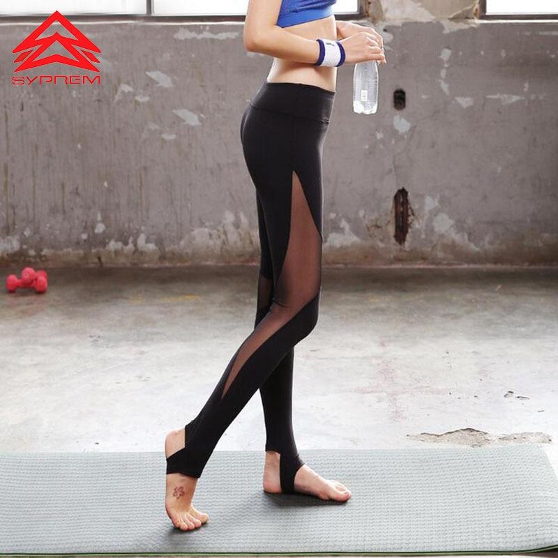 Prix pour 2017 printemps lulu yoga pantalons sport vêtements sport leggings fitness fil épissage femmes collants running sport athlétisme