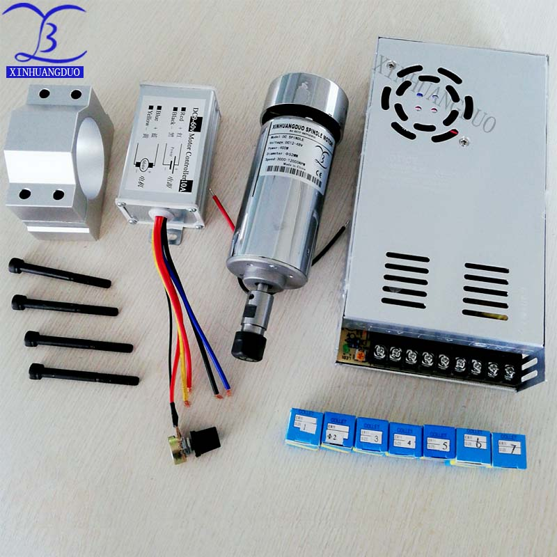 All kinds of cheap motor cnc 400w in All B