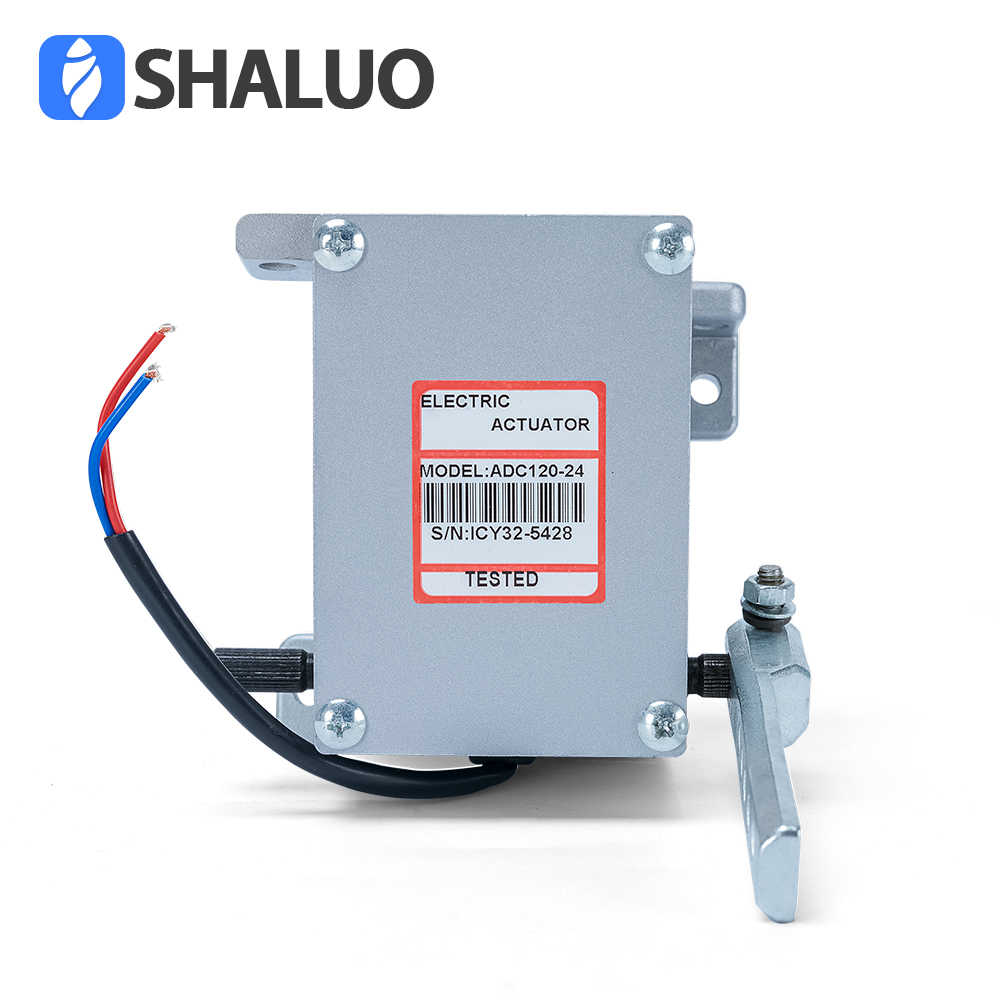 Detail Feedback Questions about Actuator ADC120 12V Diesel generator