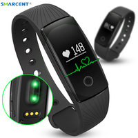 Smart Band Smartband Heart Rate Monitor Wristband Fitness Flex Bracelet for Android iOS PK xiaomi mi Band 2 fitbits smart ID107