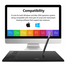 Parblo A610 Graphics Tablet