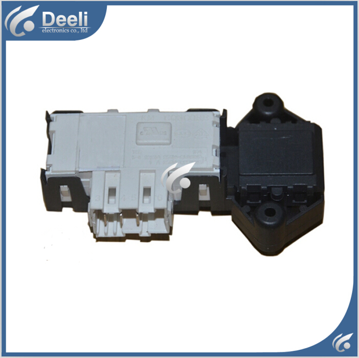 1pcs Original for Samsung washing machine door switch WF-C963R WF-C863 WF-853 WF-R106 WF-R1065S door interlock switch original new for lg drum washing machine door hinge 42741701 1pcs