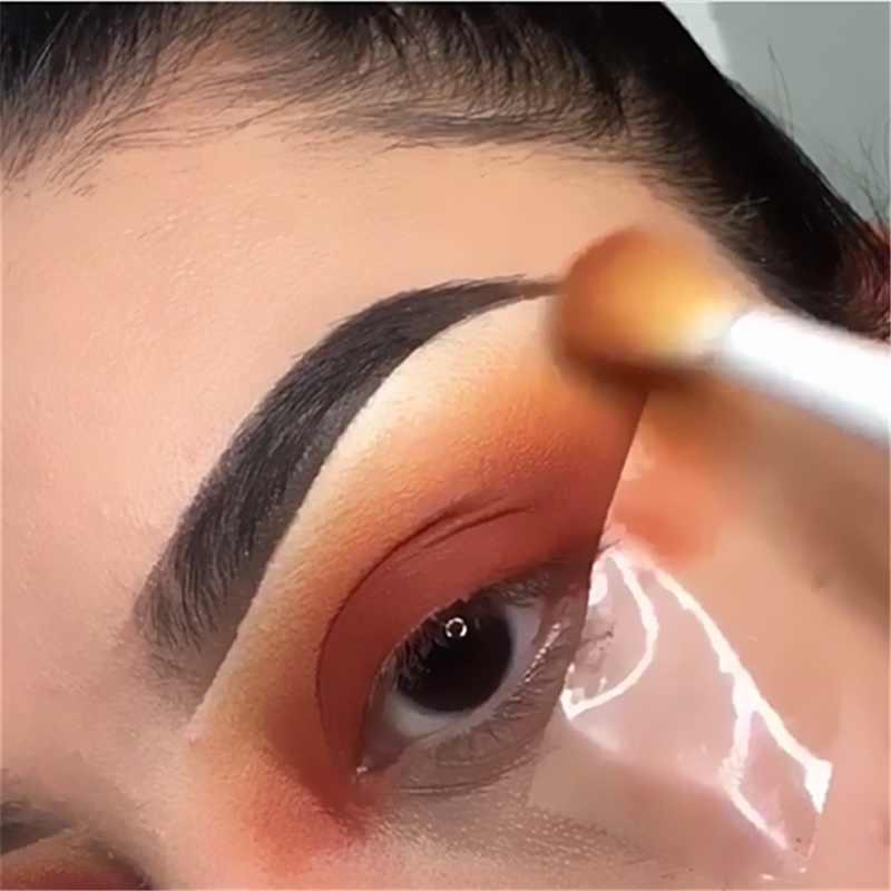 Phấn Mắt Băng Đựng Mỹ Phẩm Dụng Cụ Trang Điểm Y Tế PE Băng Đôi Miếng Dán Kích Mí Mắt Giả Nối Mi Kẻ Mắt Băng Dụng Cụ Trang Điểm