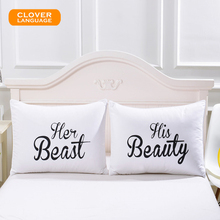 online get cheap his and hers pillow cases aliexpress